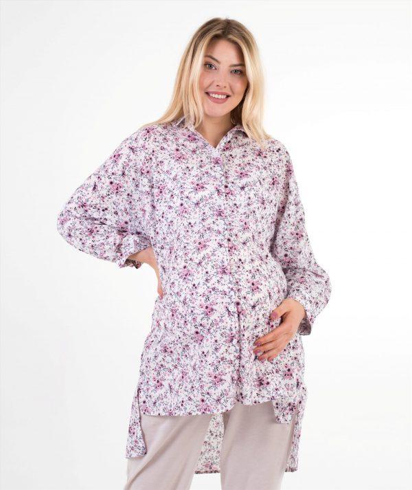 çıtır hamile gömleği